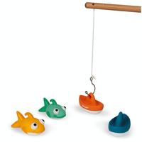 Janod badspeelgoed - Hengelspel
