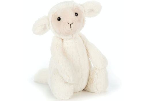 Jellycat hug Bashful lamb small