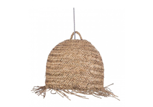 KidsDepot Vieve hanging lamp seagrass natural