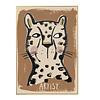 Studio Loco poster leopard 50x70