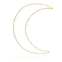 Cotton Design Moon Lampe