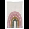Little Dutch Vloerkleed Rainbow Pink 130 x 90 cm Vloerkleed Regenboog Pink 130 x 90 cm
