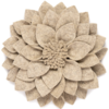 KidsDepot Kuba Filz Dekoration Flower Terra - Copy