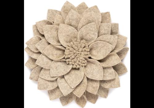 KidsDepot Kuba Felt Decoration Flower Terra - Copy