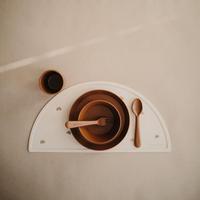 Mushie bekers - Caramel