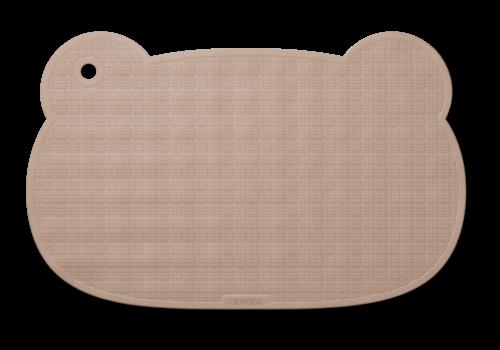 Liewood Sailor bath mat Mr Bear rose