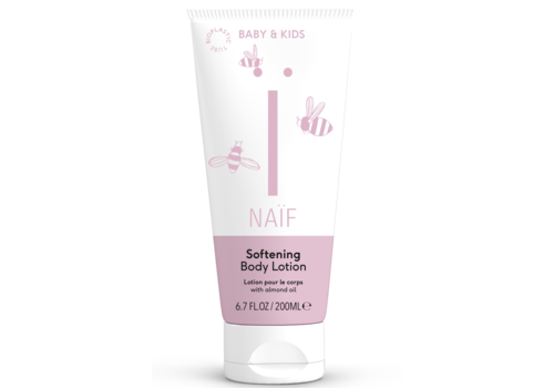 Naïf Care body lotion