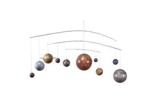 Authentische Modelle Mobiles Planeten-Sonnensystem