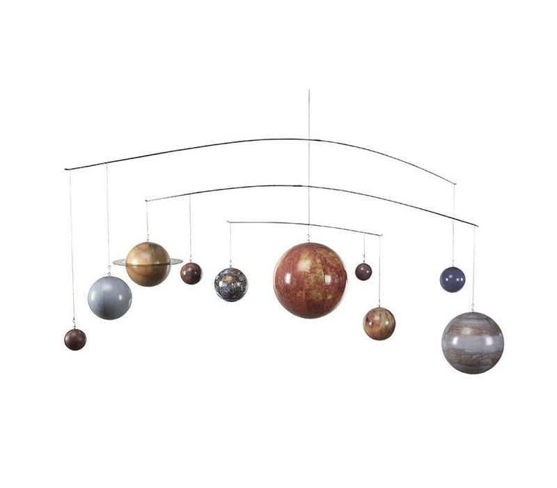 Authentic Models mobiel planeten solar system