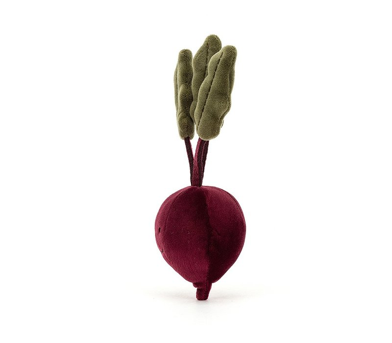 Jellycat umarmt Vivacious Vegetable Rote Beete