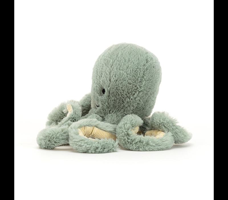 Jellycat knuffel Odyssey baby octopus