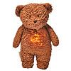 Moonie umarmt Herzschlag und leichtes Bärenkaramell