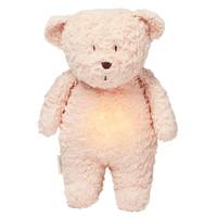 Moonie umarmt Herzschlag und leichte Bärenrose