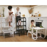 Ette Tete Helper tower step'n 'sit - Wit