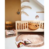 Tapis Petit vloerkleed Anna soft pink - 110x110
