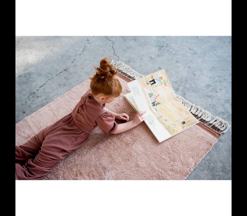 Tapis Petit Teppich Julie pink - 120x170