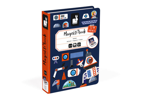 Janod magnetic book universe