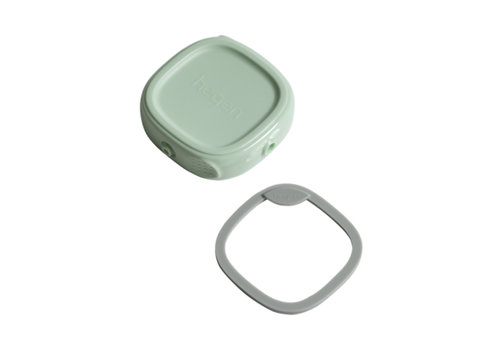 Hegen Breastfeeding Storage Lid - green (1-pack)