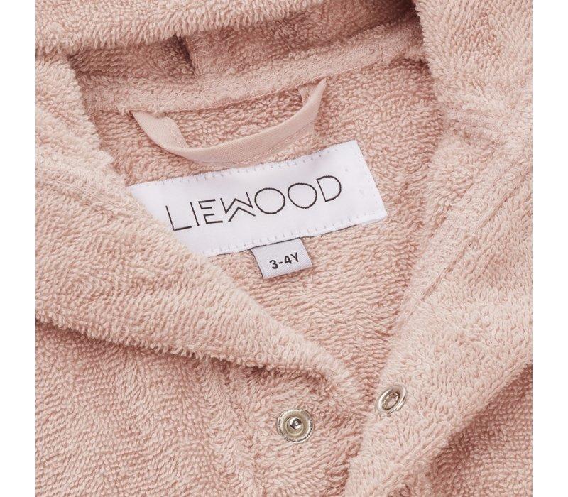 Liewood badjas rabbit rose