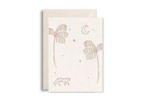 Studio bydiede postcard hooray rust - Copy