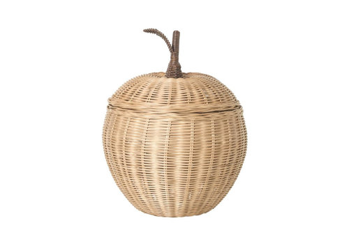 Ferm Living storage basket Apple small