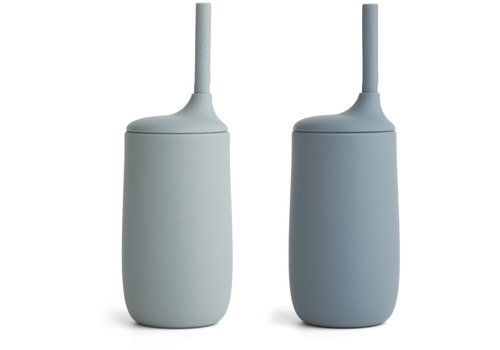 Liewood Dylan drinking cup blue mix - 2 pack