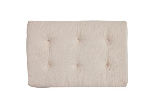 Olli Ella doll pram mattress strolley oat