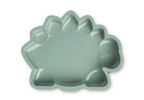 Liewood Amory silicone cake mold Dino peppermint