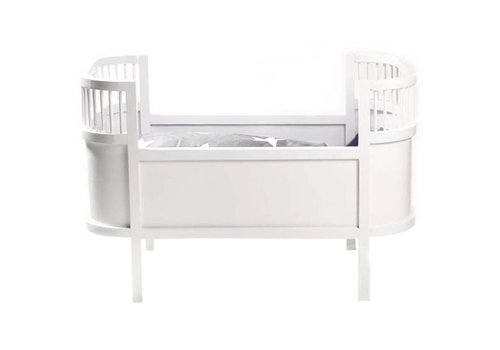 Smallstuff doll bed white