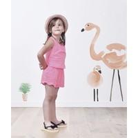 Lilipinso wall stickers flamingo XL