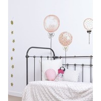 Lilipinso wall stickers balloons XL