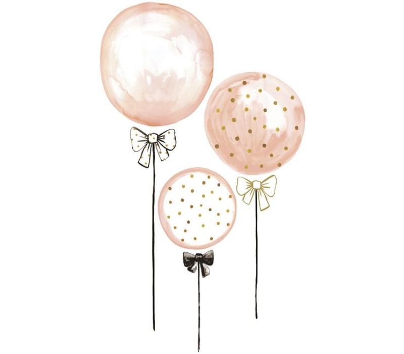 Lilipinso muurstickers ballonnen XL