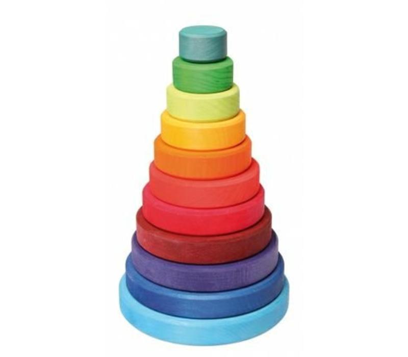 Grimm's Toy's tower around