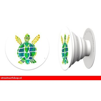 PopSockets PopSocket Turtle Love White
