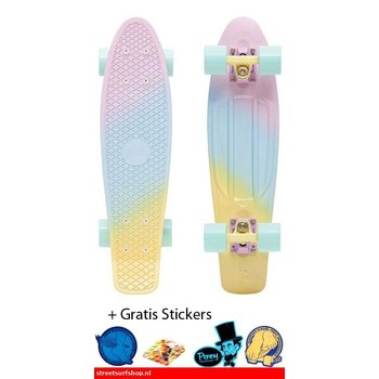 "Penny Penny Board 27"" Candy Fade Pink/Blue/Yellow"