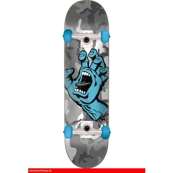 Santa Cruz Santa Cruz Skateboard Screaming Hand Camo 7.25''