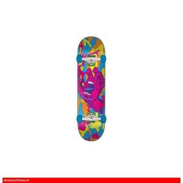 Santa Cruz Santa Cruz Skateboard Screaming Hand Camo 7.75''