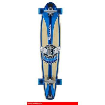 Mindless Mindless Longboard Marauder V2 blue