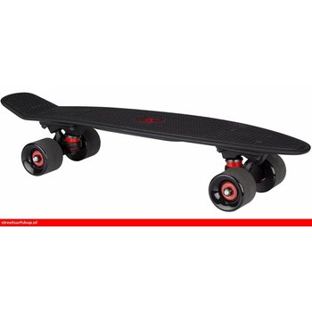 Nijdam Nijdam 22.5'' Skateboard Limited Black Racer Edition