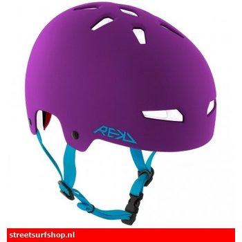 REKD REKD Helm Paars Blauw