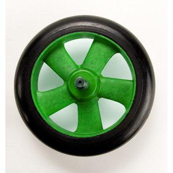 Pulse Achterwiel voor de Pulse Nitrous Green