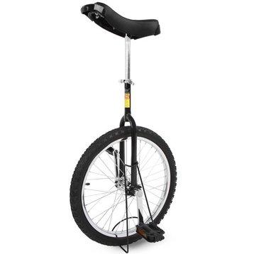 Funsport-Unlimited Funsport Eenwieler 18 inch Zwart