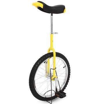 Funsport-Unlimited Funsport Eenwieler 18 inch Geel