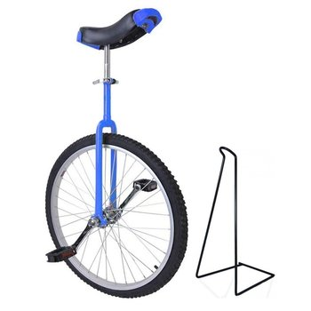 "Funsport-Unlimited Funsport Eenwieler 24"" Blauw"