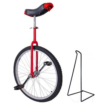 "Funsport-Unlimited Funsport Eenwieler 24"" Rood"