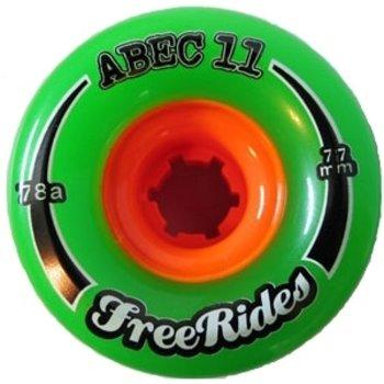 Abec 11 ABEC 11 Freerides 77mm 78A