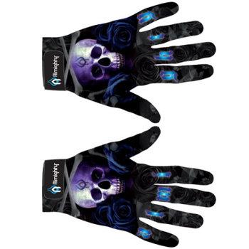 Almighty Almighty Roller Handschuhe Schädel