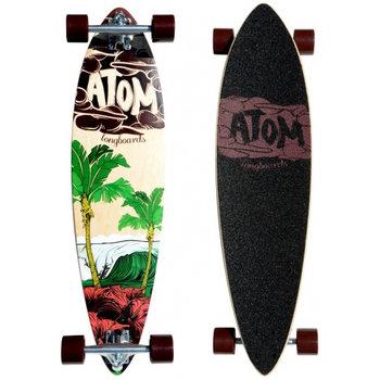 Atom Atom Pin-Tail 35 Longboard