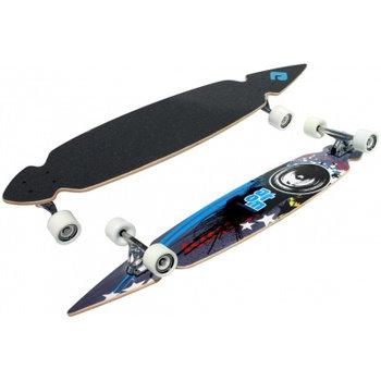 """Atom Atom Pin-Tail 44 """"Longboard"""