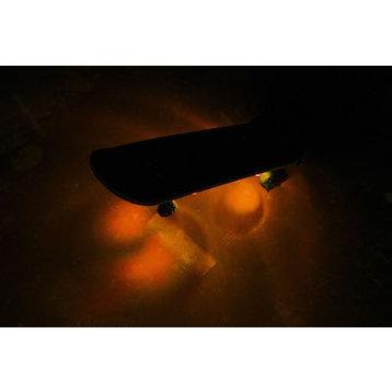 Board Blazer Board Blazer Underglow LED Outrageous Orange